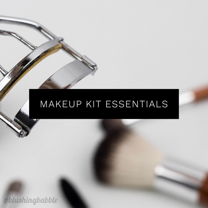 BeautyBabble: Makeup Kit Essentials